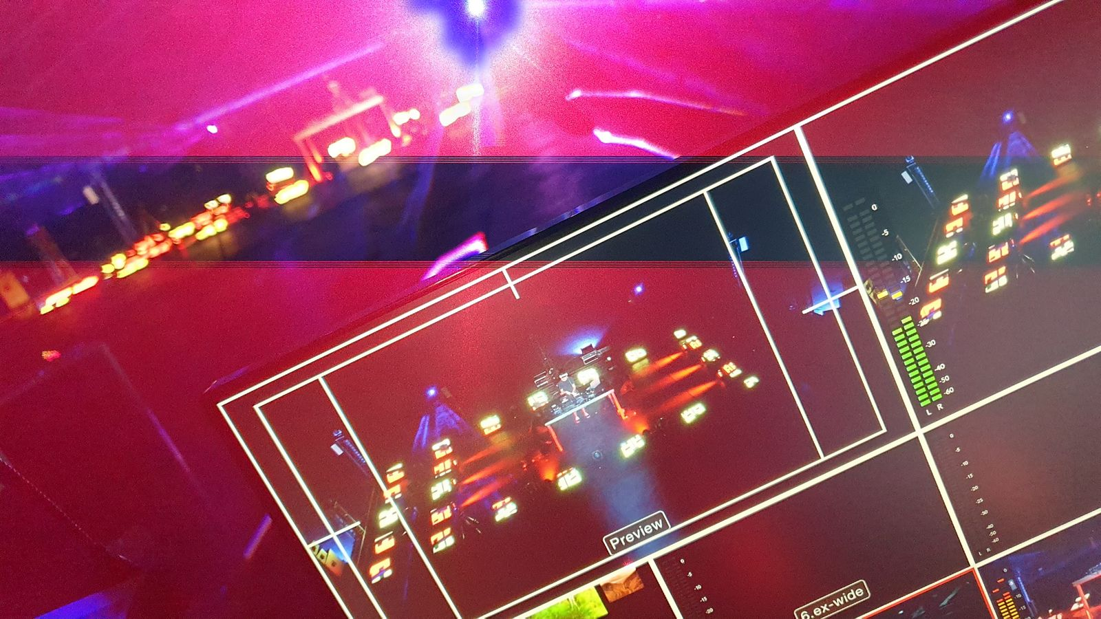 Live Stream Opnames @ Ethias Arena 2020